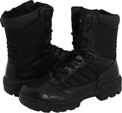 Ultra-Lites (Black Leather) Women's Work Boots