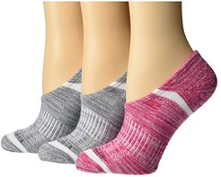 Space Dye Eclipse No Show (Cactus Pink Assorted) Women's No Show Socks Shoes