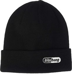 Edge Beanie (Black) Caps