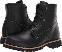 Small Batch 6 Lace-Up (Black) Men's Boots