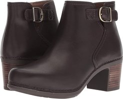 Henley (Chocolate Burnished Calf) Women's  Shoes