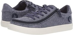 Classic Lace Low Chambray (Navy Jersey) Women's Shoes
