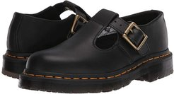 Polley Slip-Resistant Mary-Jane (Black Industrial) Women's Shoes