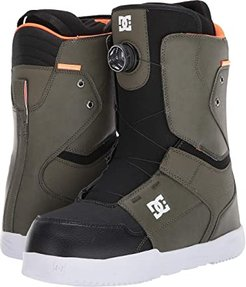Scout BOA(r) Snowboard Boots (Olive Night) Men's Snow Shoes