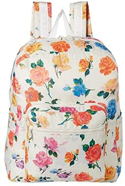 Go-Go Backpack (Coming Up Roses) Backpack Bags