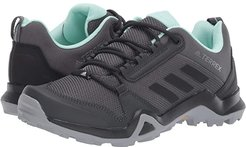Terrex AX3 (Grey Five/Black/Clear Mint) Women's Shoes