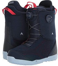 Swath Boa(r) Snowboard Boot (Blue/Red) Men's Cold Weather Boots