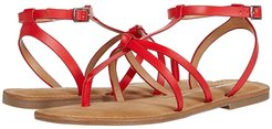 Jussie (Red) Women's Shoes