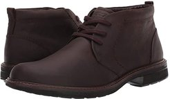 Turn Chukka Waterproof Boot (Coffee) Men's Boots