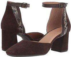 Honor System (Dark Brown Suede) Women's Shoes