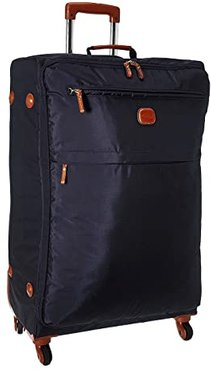 X-Bag 30 Spinner w/ Frame (Navy) Carry on Luggage