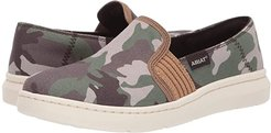 Ryder (Camo Print) Women's Slip on  Shoes