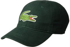 Big Croc Gabardine Cap (Sinople) Baseball Caps