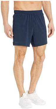 ADV Essence 5 Stretch Shorts (Blaze) Men's Shorts