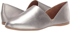 Kimmy (Pewter) Women's Flat Shoes