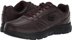 WaveWalker (Brown) Men's Walking Shoes