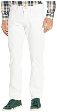 Hampton Relaxed Straight Fit Jeans (Hudson White) Men's Jeans