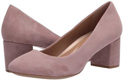 Eye Candy (Mauve Suede) Women's Shoes