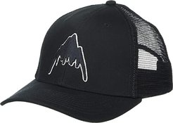 Harwood Hat (True Black 3) Caps