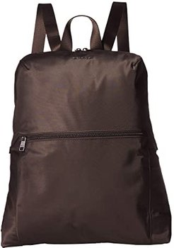 Voyageur Just in Case(r) Travel Backpack (Mink/Silver) Backpack Bags