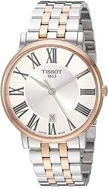 Carson Premium - T1224102203300 (Two-Tone) Watches