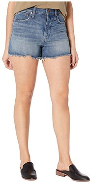 The Perfect Jean Short in Rayburn: Comfort Stretch Edition (Rayburn) Women's Shorts