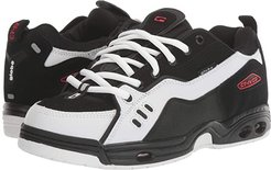 CT-IV Classic (Black/White/Red) Skate Shoes
