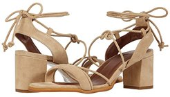 Sophie Heeled Sandals (Sand) Women's Shoes