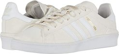 Campus ADV (Supplier Colour/Footwear White/Gold Metallic) Skate Shoes