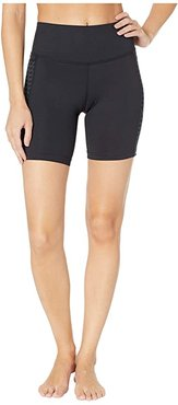 Greenlight 7 Short Tights (Black) Women's Shorts