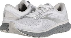 Glycerin 18 (White/Grey/Primer) Women's Running Shoes