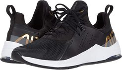 Air Max Bella TR 3 (Black/Metallic Gold/Flat Pewter White) Women's Shoes