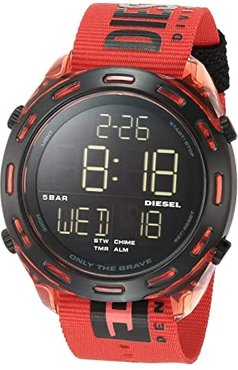 Crusher Digital Watch (Red) Watches