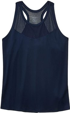 Stealth Tank Top (Navy) Women's Workout