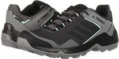 Terrex Entry Hiker GTX(r) (Grey Four/Black/Clear Mint) Women's Shoes