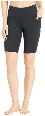 9 Greenlight Shorts Tights (Black) Women's Shorts