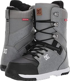 Mutiny Lace Snowboard Boot (Grey) Men's Snow Shoes