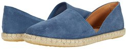 Celestine (Blue) Women's Flat Shoes