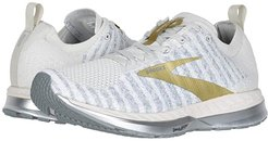 Bedlam 2 (White/Grey/Gold) Women's Running Shoes