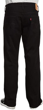 569(r) Loose Straight Fit (Black) Men's Jeans