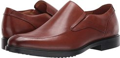 Turner MT Slip-On (Cognac Waterproof Leather) Men's Shoes