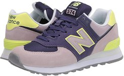 WL574v2 (Natural Indigo/Drizzle) Women's Running Shoes