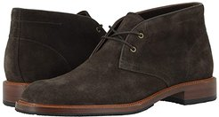 Landers (Charcoal English Suede) Men's Lace-up Boots