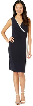 Maribella Sleeveless Day Dress (Lighthouse Navy/Lauren White) Women's Dress