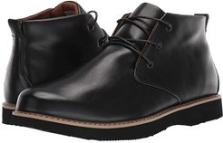 Walkmaster Chukka Boot (Black) Men's Boots