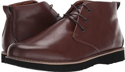 Walkmaster Chukka Boot (Dark Brown) Men's Boots