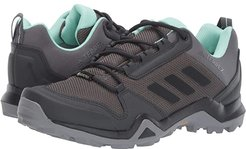 Terrex AX3 GTX(r) (Grey Five/Black/Clear Mint) Women's Shoes