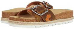 Lust (Tan Camo Leather) Women's Shoes