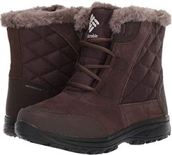 Ice Maidentm Shorty (Cordovan/Columbia Grey) Women's Cold Weather Boots