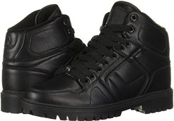 NYC 83 DCN Boot (Black/Red) Men's Boots